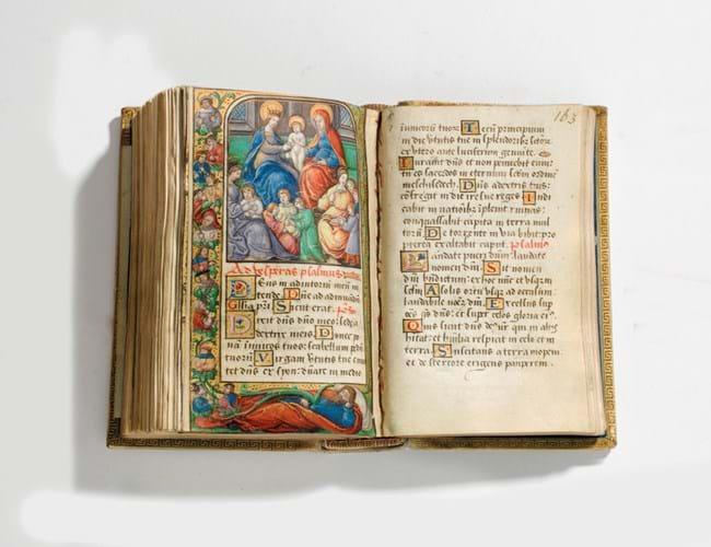Mary Queen of Scots prayerbook