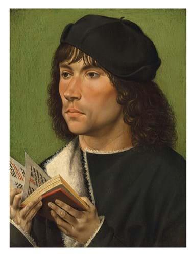 Burgundian Master portrait