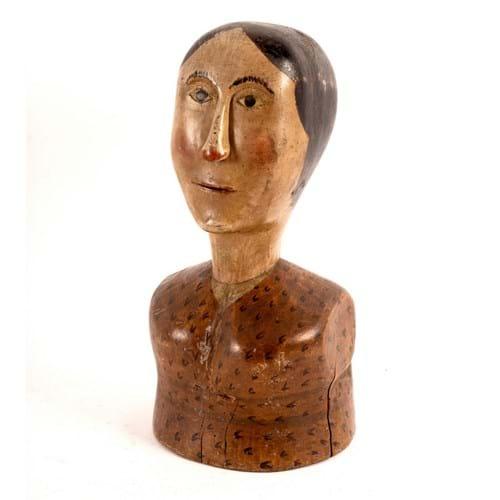 milliner's mannequin
