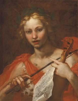 'Orpheus' by Baldassare Franceschini