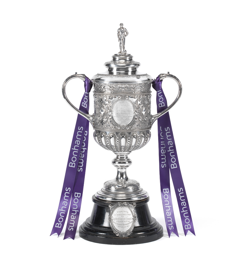 Oldest Surviving Fa Cup To Be Offered At Auction At Bonhams
