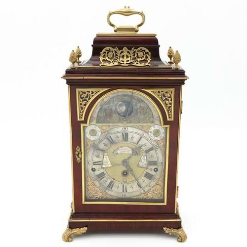 John Ellicott table clock
