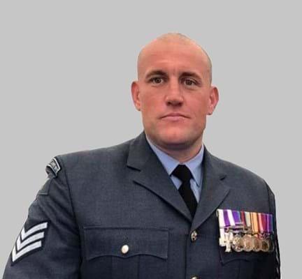 Corporal David James Hayden