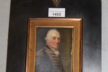 Miniature of Vice Admiral John Hunter