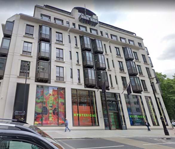 Phillips Berkeley Square, London