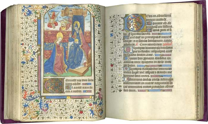 Book of Hours, Les Enluminures.jpg