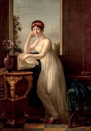 Pauline Bonaparte portrait