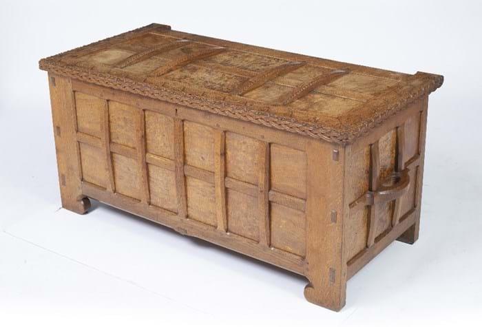 Arthur Romney-Green chest