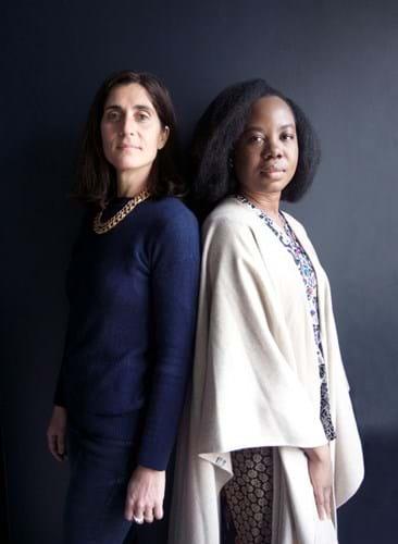 Charlotte Lidon et Olivia Anani ©Alain Polo_2.jpg