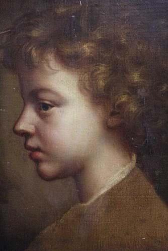 Mary Beale portrait of her son Bartholomew