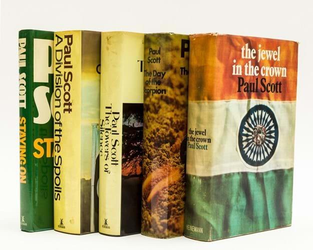 Paul Scott first edition