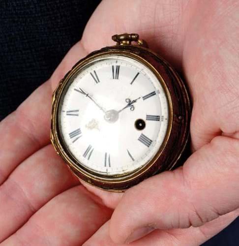 Tompian pocket watch