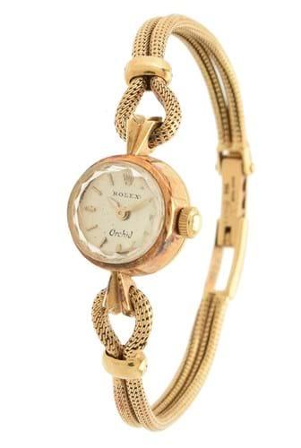 Rolex Orchid watch