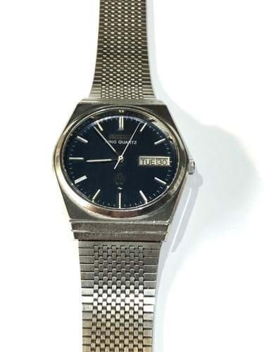 Seiko King Quartz watch