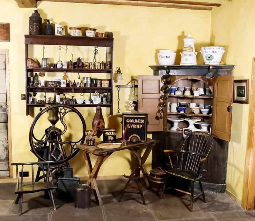 Annie Marchant's kitchen