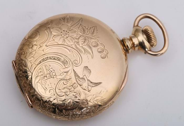 A Waltham Watch Co pocket watch