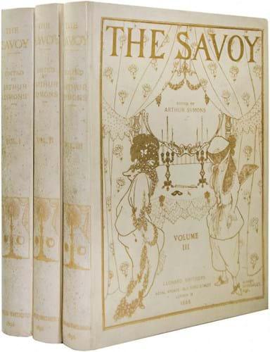 The Savoy by Aubrey Beardsley