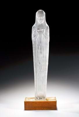Lalique Source de la Fontaine (Adriane) figure