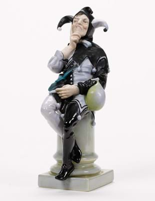Royal Doulton The Jester