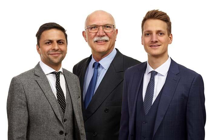Elia Himmelreich, Markus F Rubli-v Graffenried and Sander Jongbloed