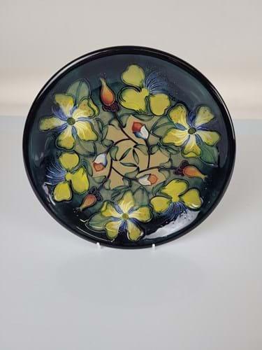 Moorcroft plate