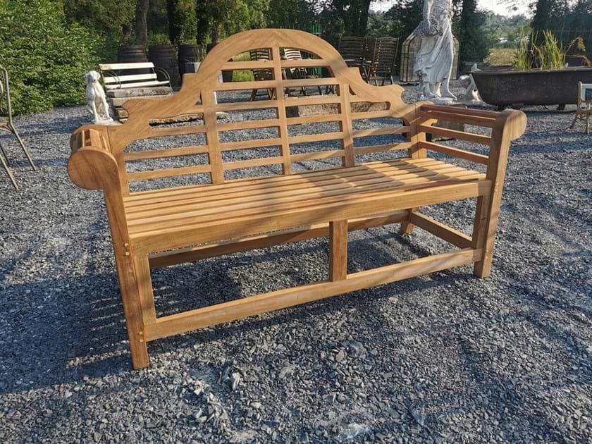 Sir Edwin Lutyens style bench