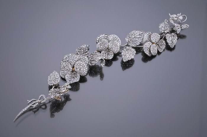 Oscar Massin jewellery
