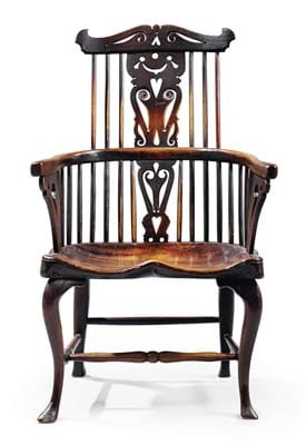 Windsor armchair John Parry Collection
