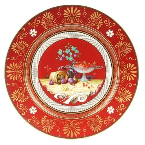 Sèvres Imperial plate