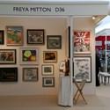 Freya Mitton at Art Antiques London