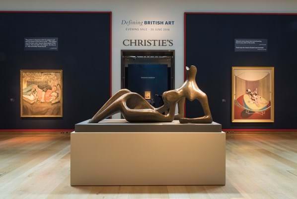 Henry Moore Christies