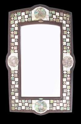 Sidney Barnsley mirror