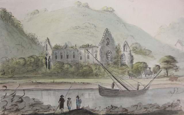 James Wathen watercolour
