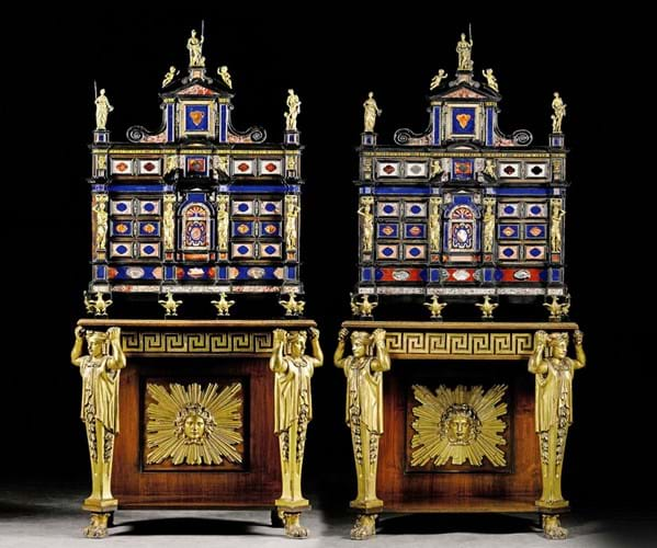 Castle Howard cabinets