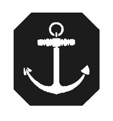 silver anchor hallmark Birmingham