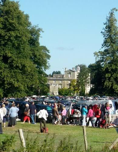 Wilton House Mammoth Car Boot fair