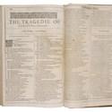 Shakespeare First Folio Hamlet