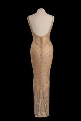 Marilyn Monroe's famous dress
