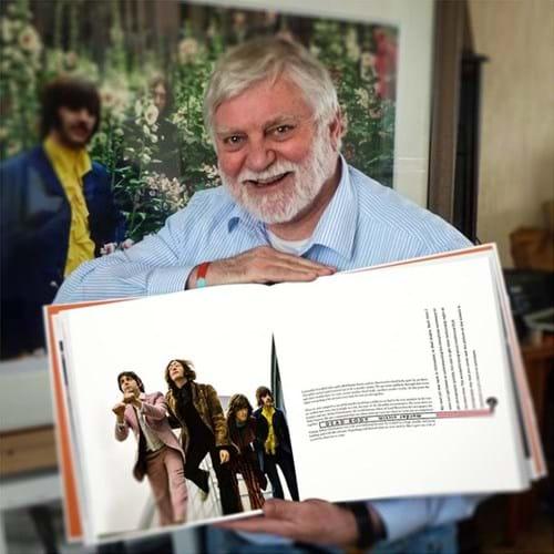 The Beatles photographer Tom Murray