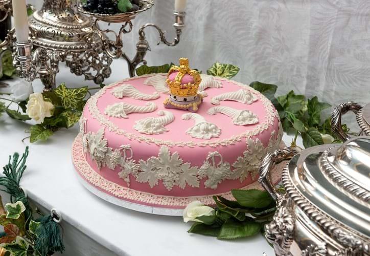 Georgian cake