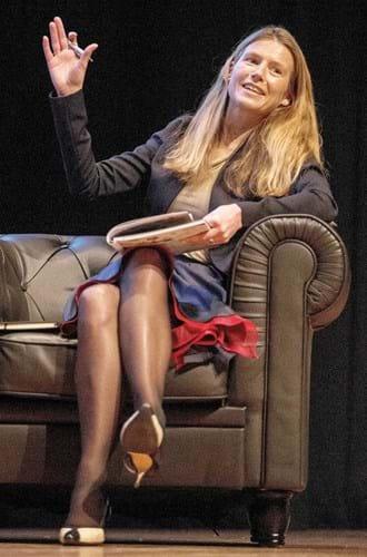 Professor Rachel Pownall