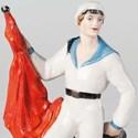 Soviet sailor models designed by Natalia Danko